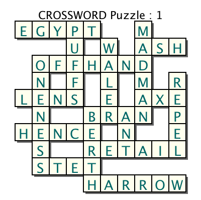 It's just an image of Gargantuan Make Your Own Crossword Puzzle Printable